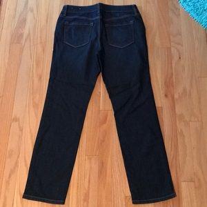 LOFT Jeans - LOFT modern straight jeans